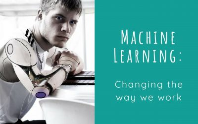 Machine Learning Is Disrupting the Accounting Industry