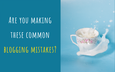 Accountants, Are You Making These Blogging Mistakes?